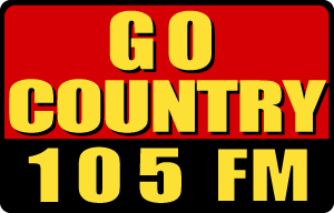 KKGO FM 105.1  Los Angeles CA Logo