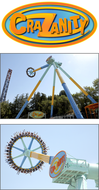 Go Country 105 - Win tickets to Six Flags Magic Mountain