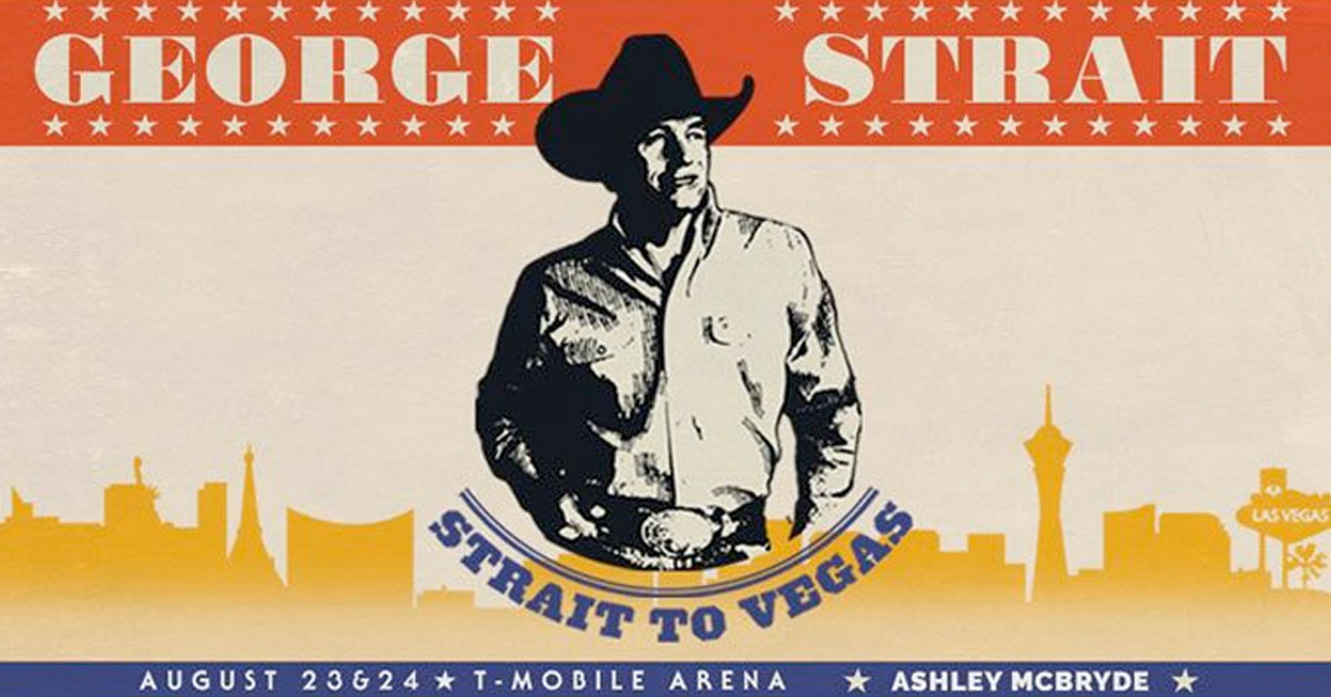 Go Country 105 - Win tickets to see George Strait