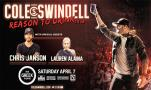 Cole Swindell's Reason To Drink Tour