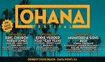 Win tickets to the Ohana Festival