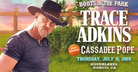 Win tickets to see Trace Adkins