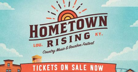 Win a trip to the Hometown Rising Country Music and Bourbon Festival