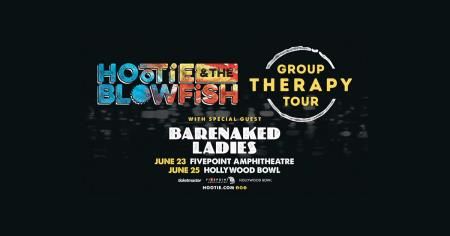 Win Hootie & The Blowfish tickets