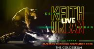 See Keith Urban in Vegas