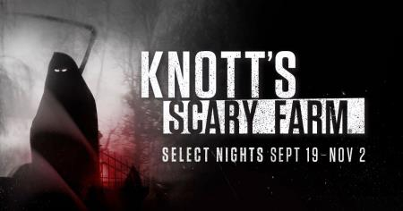 Win tickets to Knott's Scary Farm