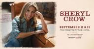 Win tickets to see Sheryl Crow