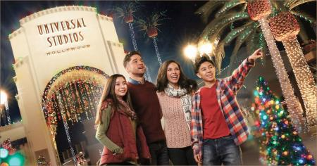Win tickets to Universal Studios Hollywood™