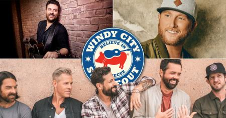 Win a trip to the Windy City Smokeout