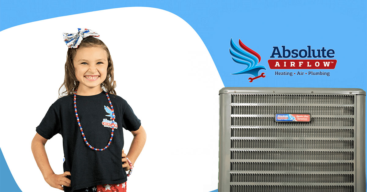 Win a new HVAC system from Absolute Airflow