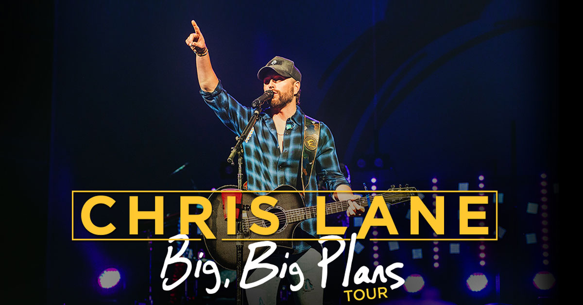 Win tickets to see Chris Lane