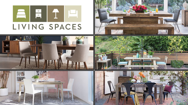 Go Country 105 - Living Spaces Dining Room Makeover Contest