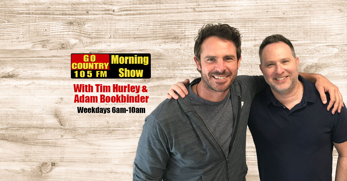 Go Country 105 Morning Show