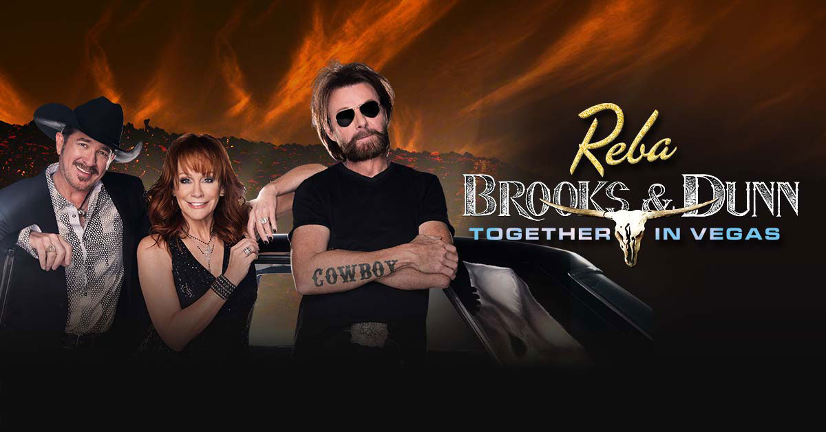 Win a trip to Vegas to see Reba, Brooks & Dunn