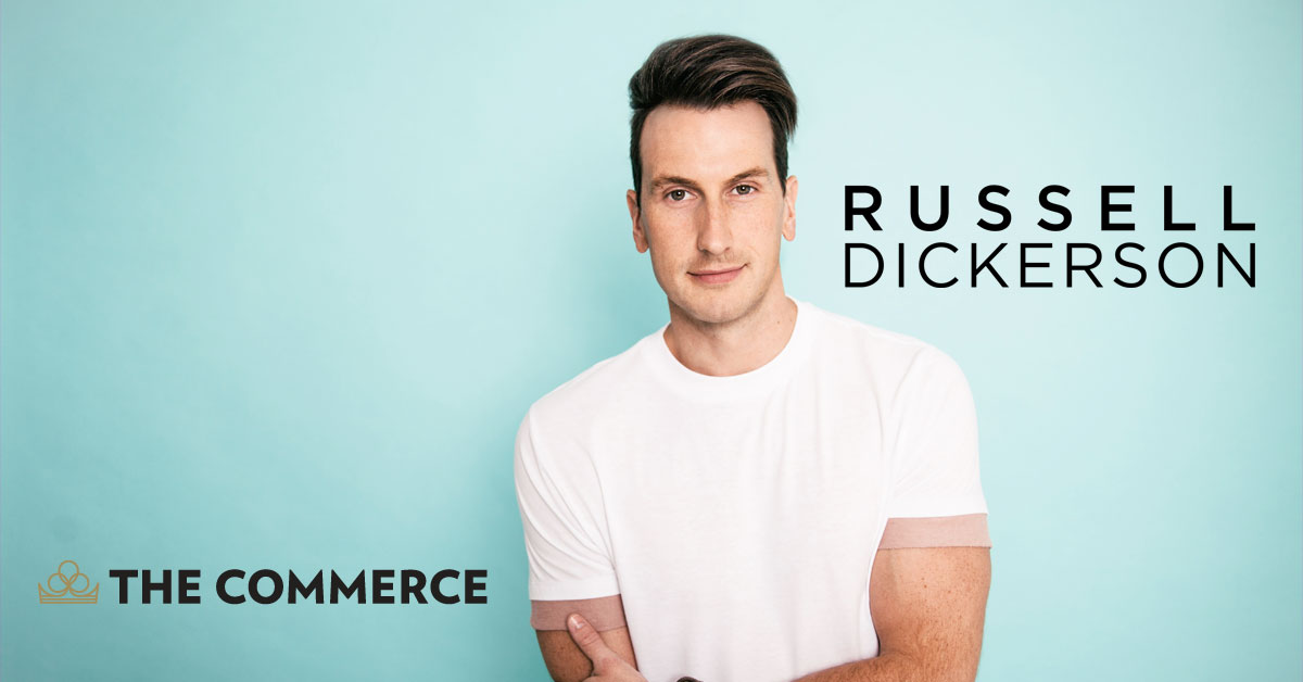 Win tickets to see Russell Dickerson at Commerce Casino
