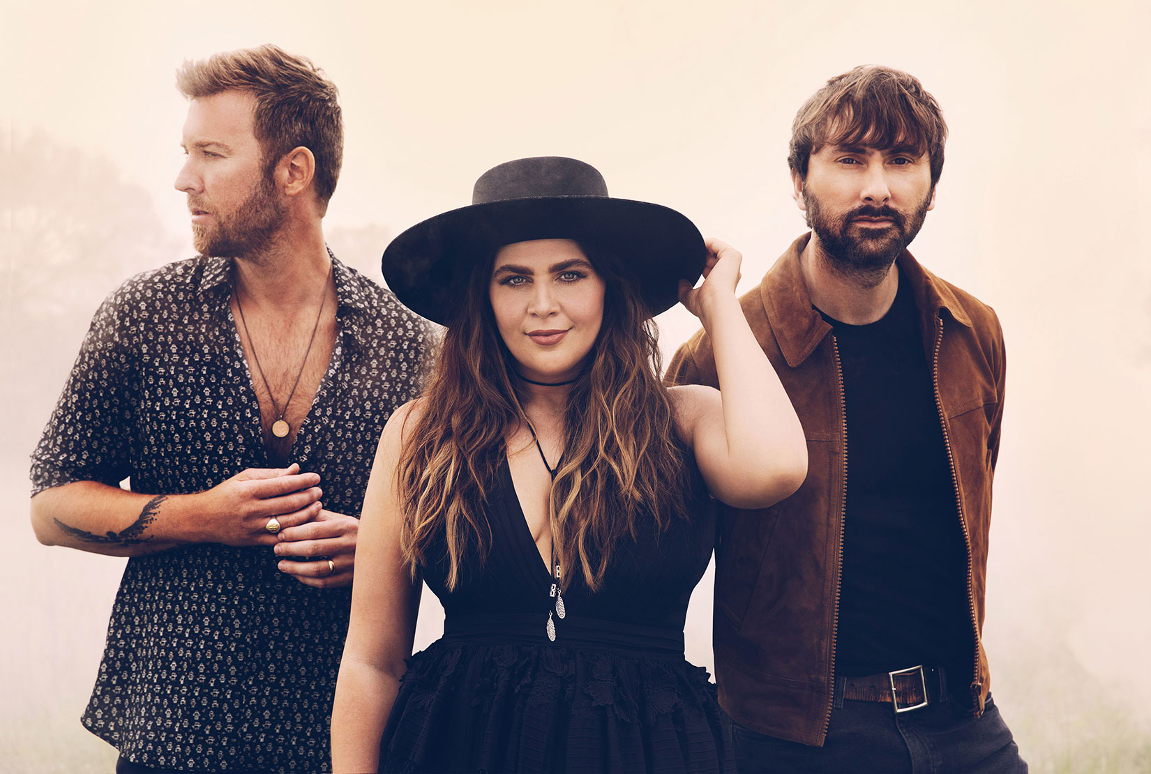 Lady Antebellum<br>Guest Hosts