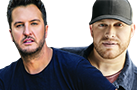Luke Bryan and<br>Jon Langston<br>Guest Hosts